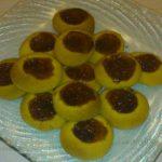 I biscottini fatti con ovis mollis