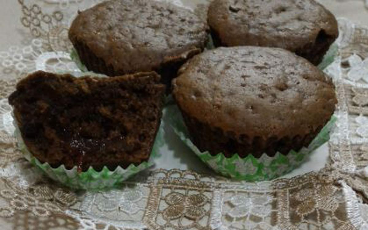 muffin vegani ripieni