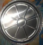 Vassoio in alluminio per crostate