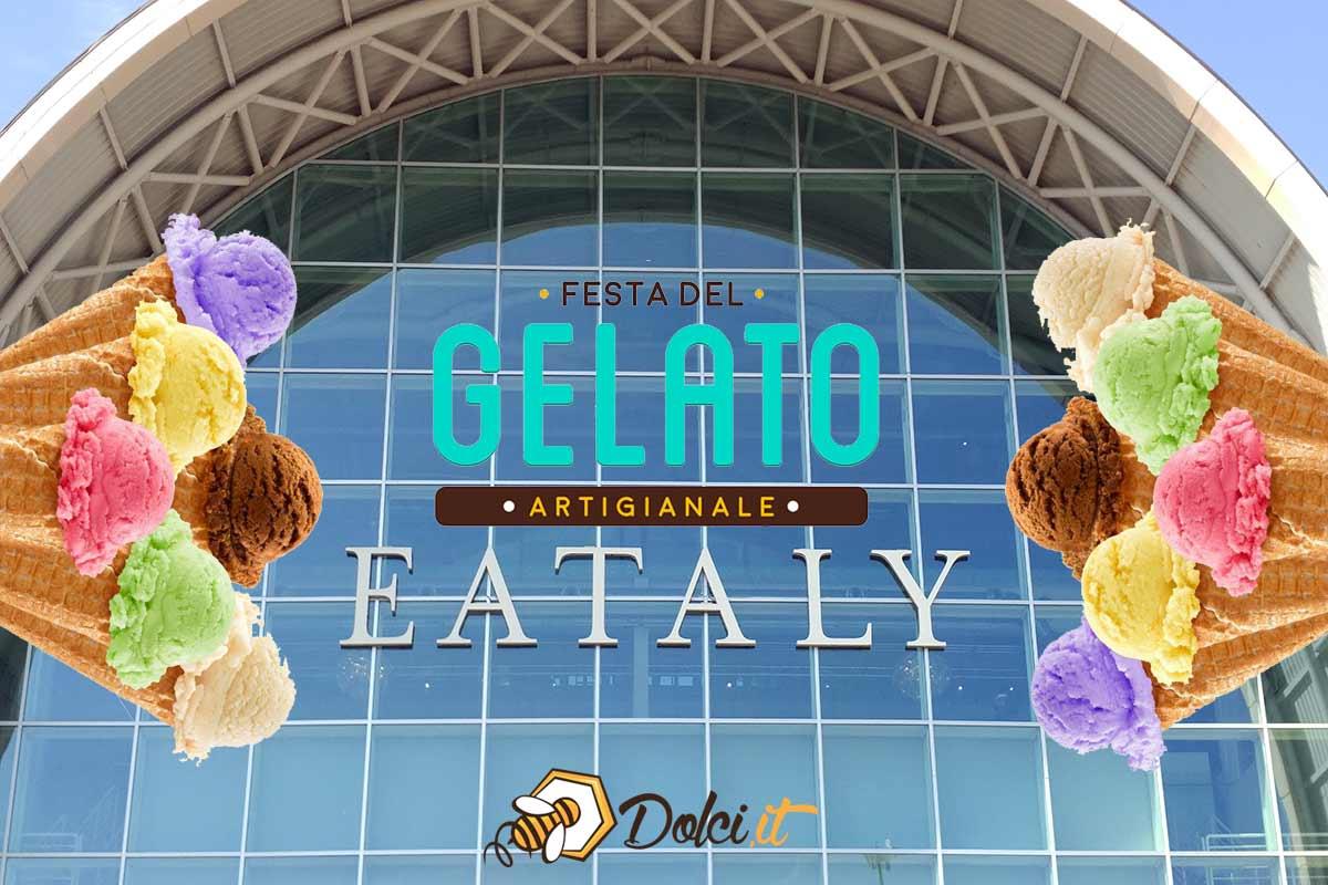 festa del gelato artigianale eataly roma 2018