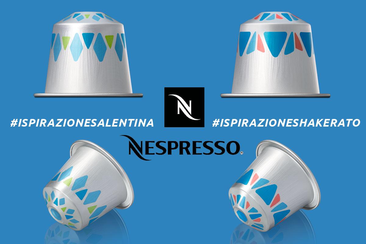 nespresso limited edition ispirazione salentina ispirazione shakerato