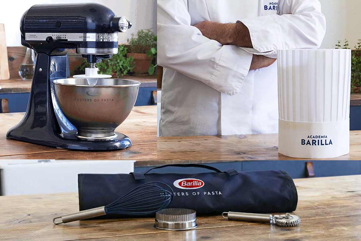 concorso a premi master of pasta di barilla