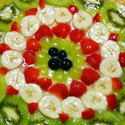 ricetta della crostata alla frutta