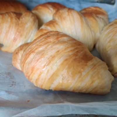 ricetta dei croissant come quelli del bar