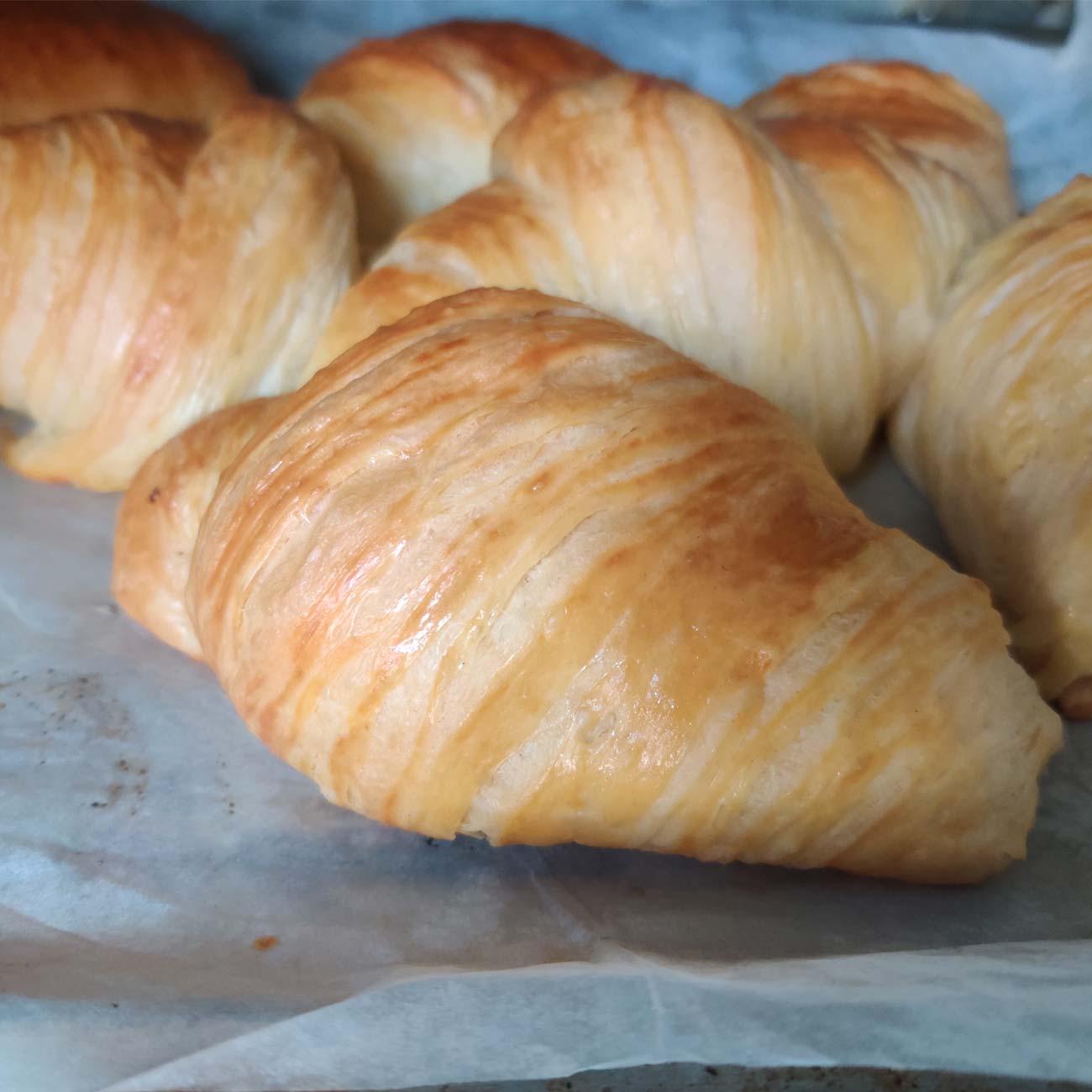 Croissant buoni come quelli del bar